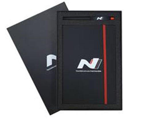 N Series Pen & Notebook Gift Set i30N NPerformance - Part no. HY05225NSPBS