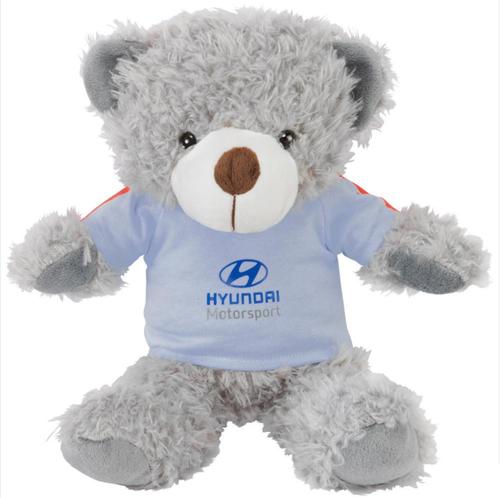 Hyundai Motorsport WRC Teddy - Grey - Part no. HYHY11T