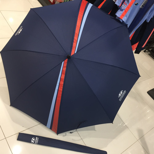 Hyundai Motorsport Umbrella Blue - N Performance - Part no. HYHY12U