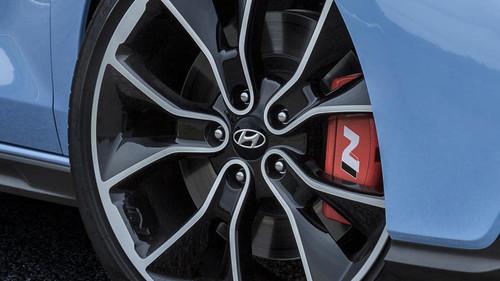 "19"" i30N OE Wheel - Part no. HY52910S0100"