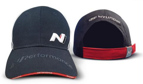 N Performace Sports Cap - Part no. HY66168NPCAP