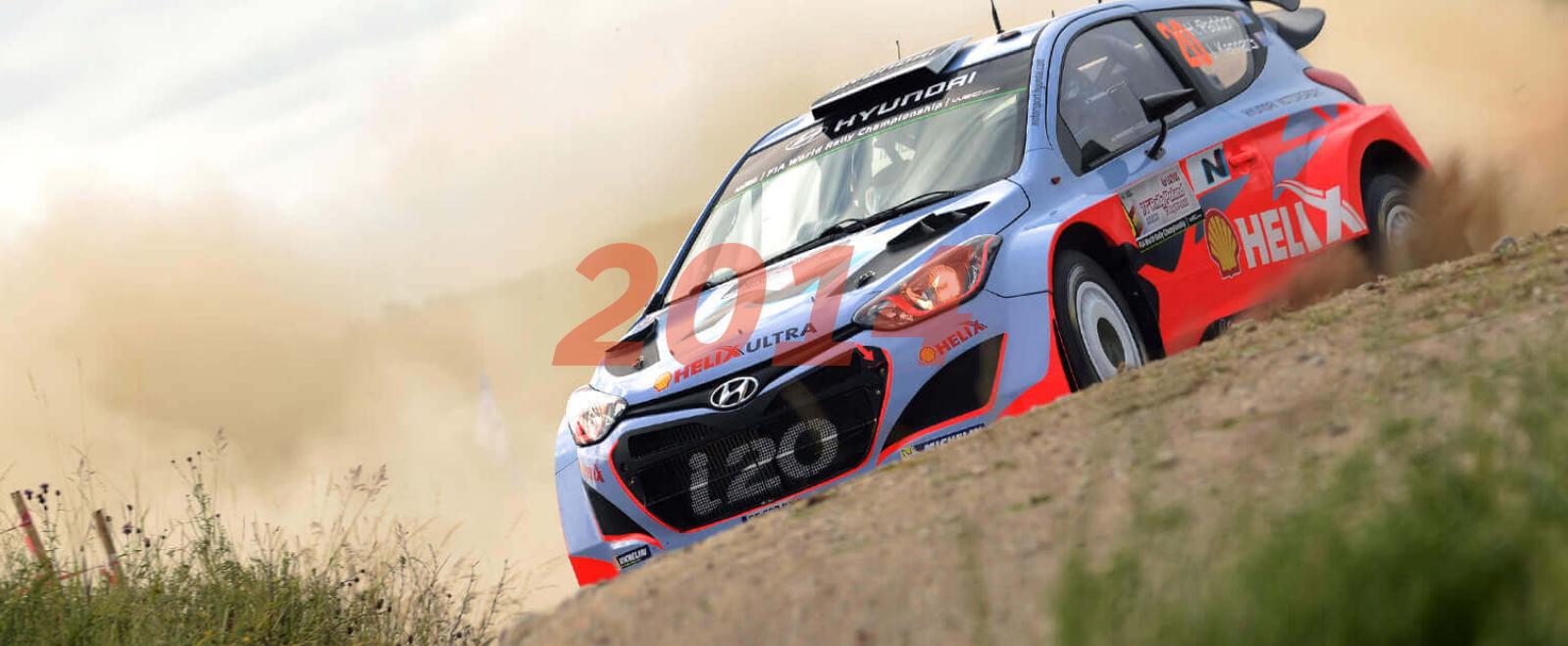 Hyundai WRC 2014