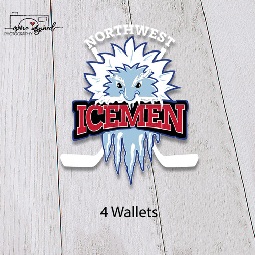 WALLETS-NW ICEMEN