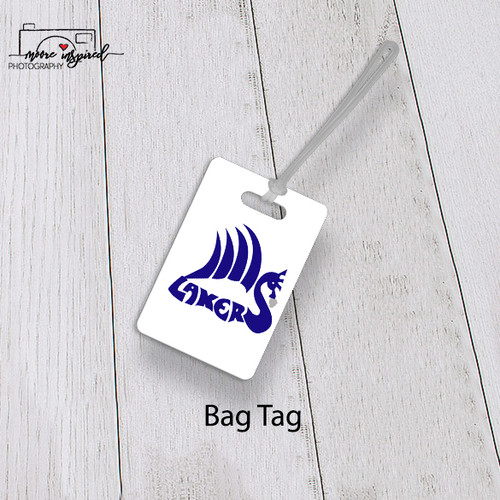BAG TAG SHELL LAKE