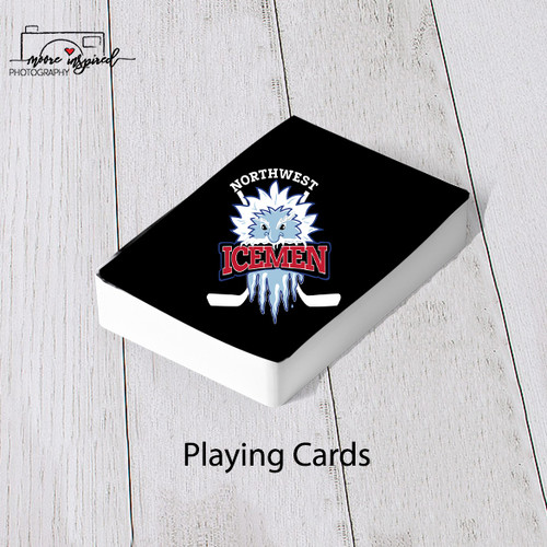 PLAYING CARDS NW ICEMEN