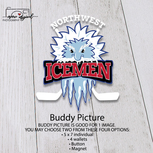 BUDDY PICTURE NW ICEMEN