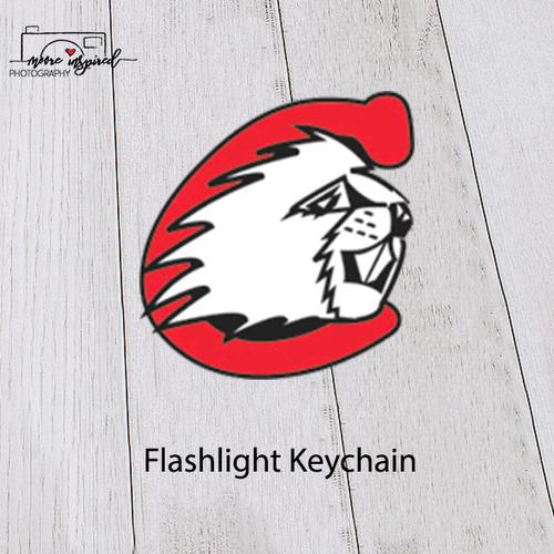FLASHLIGHT KEYCHAIN CUMBERLAND