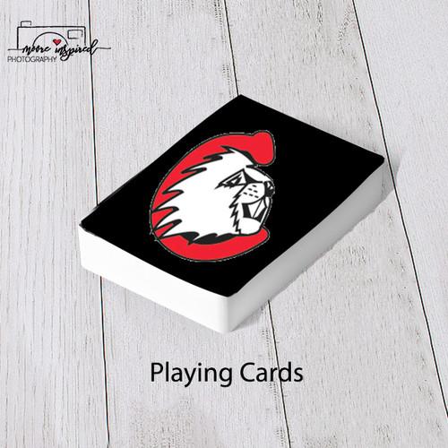 PLAYING CARDS CUMBERLAND