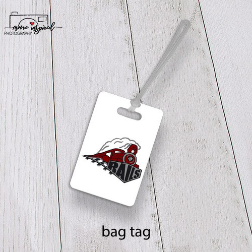 BAG TAG SPOONER TRACK