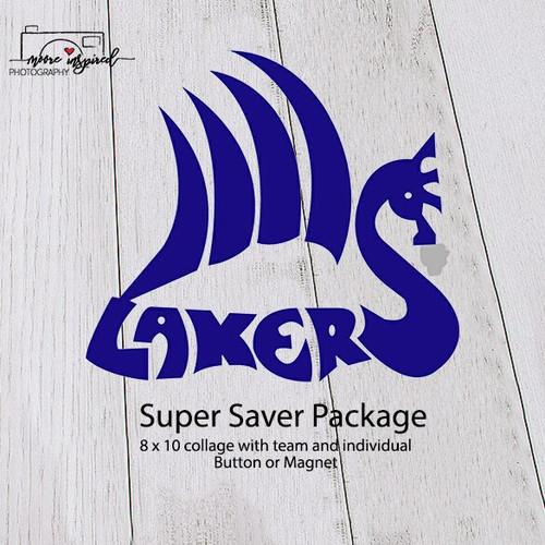 SUPER SAVER-SHELL LAKE-BASEBALL