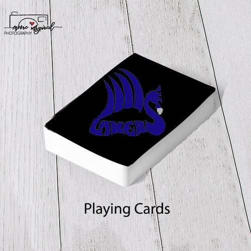 PLAYING CARDS SHELL LAKE-BASEBALL