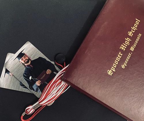 MEMORY MATE-SPOONER HIGH SCHOOL GRADUATION
