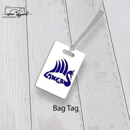 BAG TAG SHELL LAKE-VOLLEYBALL
