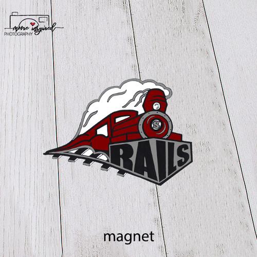 MAGNET SPOONER YOUTH BASEBALL ROOKIES