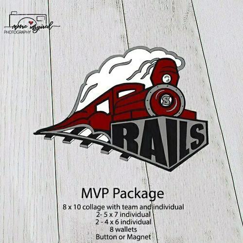 MVP-SPOONER YOUTH BASEBALL ROOKIES