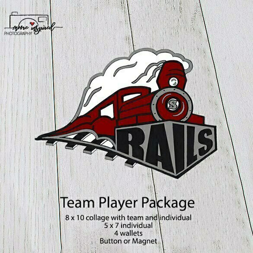 TEAM PLAYER-SPOONER YOUTH BASEBALL ROOKIES