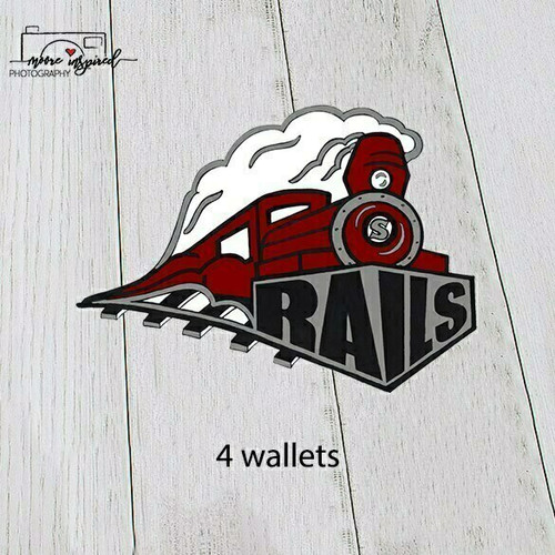 WALLETS-SPOONER YOUTH BASEBALL ROOKIES