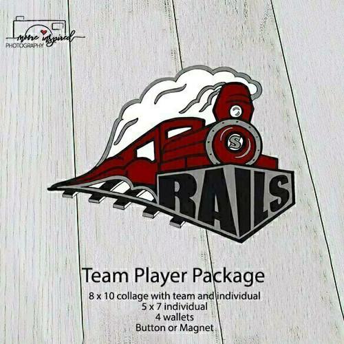 TEAM PLAYER-SPOONER YOUTH BASEBALL T-BALL