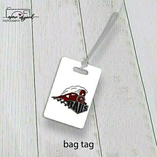 BAG TAG SPOONER YOUTH BASEBALL T-BALL