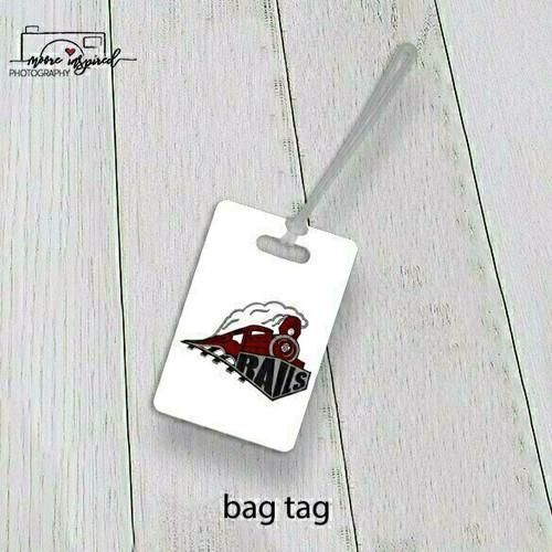 BAG TAG SPOONER YOUTH BASEBALL BABE RUTH