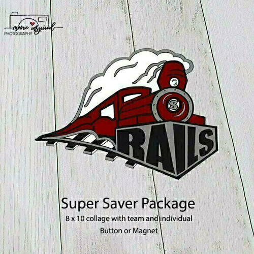 SUPER SAVER-SPOONER YOUTH BASEBALL BABE RUTH