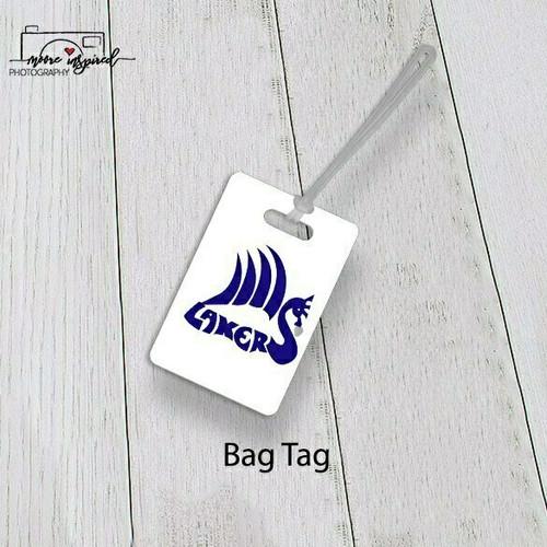 BAG TAG SHELL LAKE-SOFTBALL 5-6TH GRADE