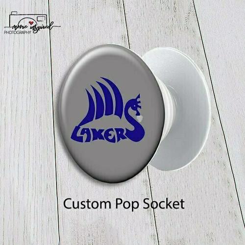 POP SOCKET SHELL LAKE-SOFTBALL 5-6TH GRADE