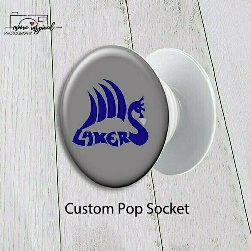 POP SOCKET SHELL LAKE-SOFTBALL 7-8TH GRADE