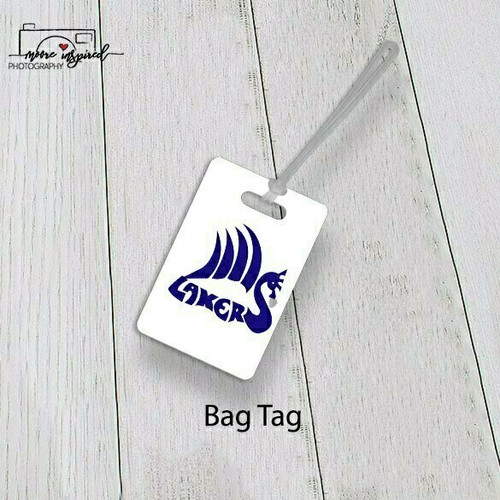 BAG TAG SHELL LAKE-SOFTBALL 7-8TH GRADE