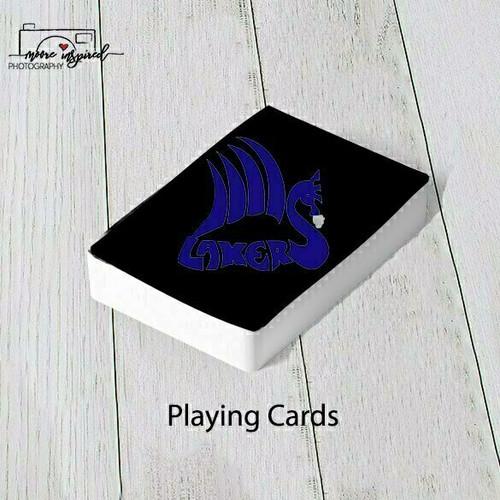 PLAYING CARDS SHELL LAKE-SOFTBALL HIGH SCHOOL