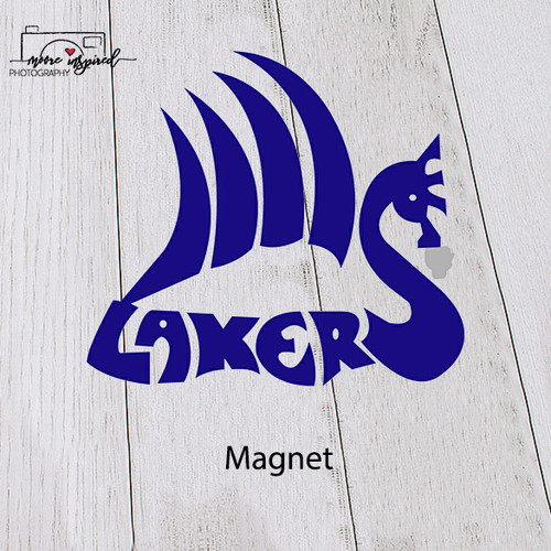MAGNET SHELL LAKE YOUTH BASEBALL MARCOUX