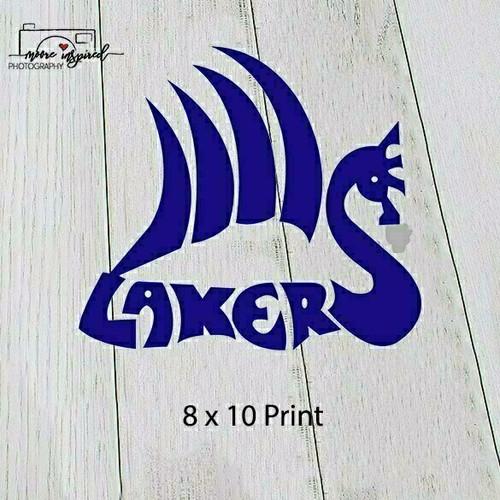 8 X 10 PRINT SHELL LAKE-YOUTH BASEBALL MARCOUX
