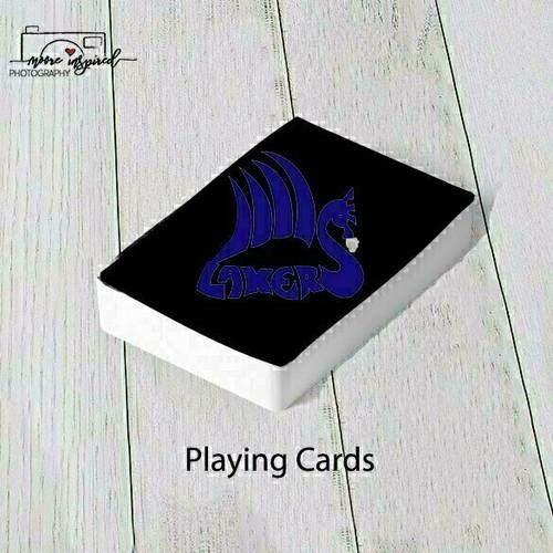 PLAYING CARDS SHELL LAKE-YOUTH BASEBALL HALL