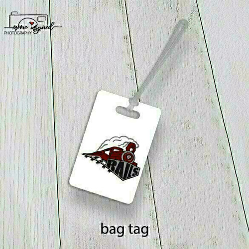 BAG TAG SPOONER GIRLS YOUTH SOFTBALL 7-8TH GRADE