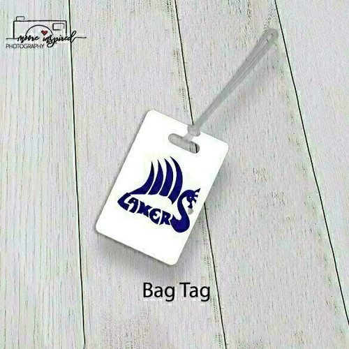 BAG TAG SHELL LAKE-YOUTH BASEBALL PEEWEE