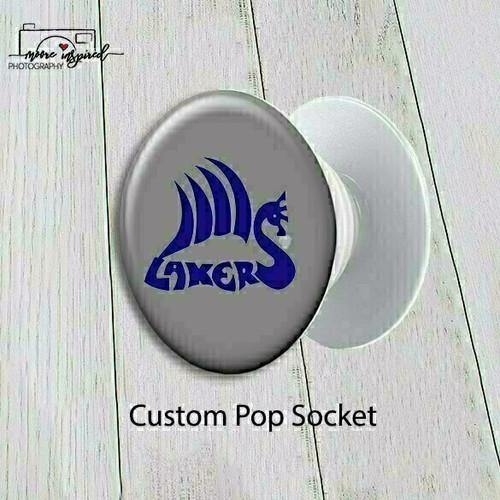 POP SOCKET SHELL LAKE-YOUTH BASEBALL PEEWEE