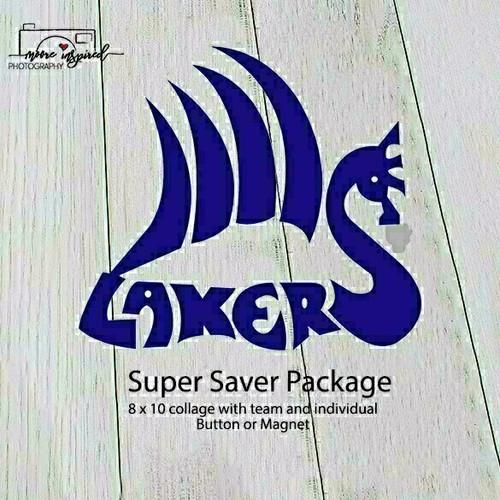 SUPER SAVER-SHELL LAKE-YOUTH BASEBALL BABE RUTH