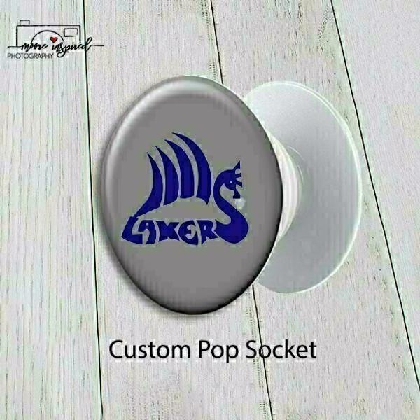 POP SOCKET SHELL LAKE-YOUTH BASEBALL BANTAMS