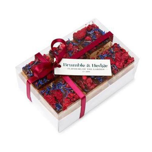 Bramble & Hedge-Raspberry and Lemon Nougat 6 pack