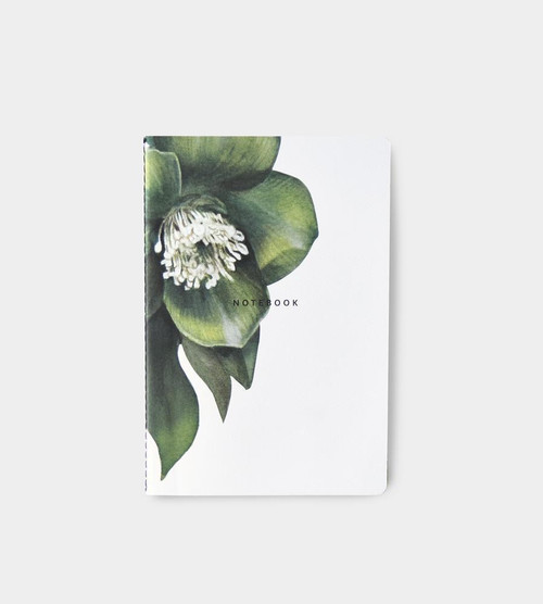 FATHER RABBIT STATIONERY | NOTEBOOK - HELLEBORE