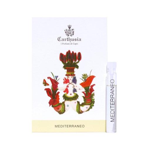 CARTHUSIA MEDITERRANEO EAU DE PARFUM - 2ML Perfume Vial
