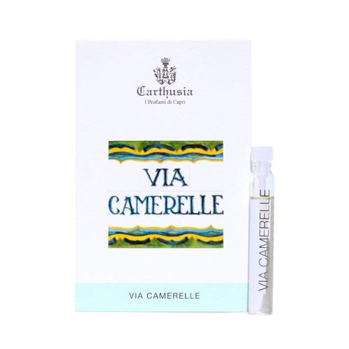 CARTHUSIA VIA CAMERELLE EAU DE PARFUM - 2ML Perfume Vial