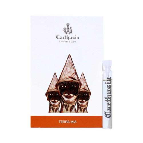 CARTHUSIA TERRA MIA EAU DE PARFUM - 2ML Perfume Vial