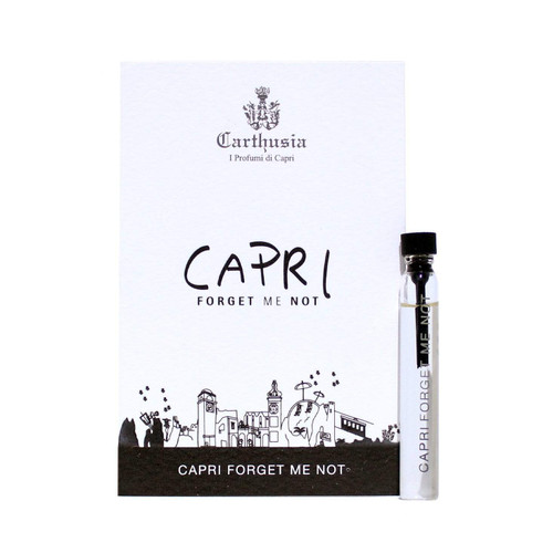 CARTHUSIA CAPRI FORGET ME NOT EAU DE PARFUM - 2ML Perfume Vial
