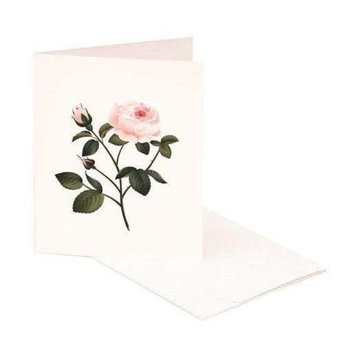 CLAP CLAP SCENTED CARD - ROSE