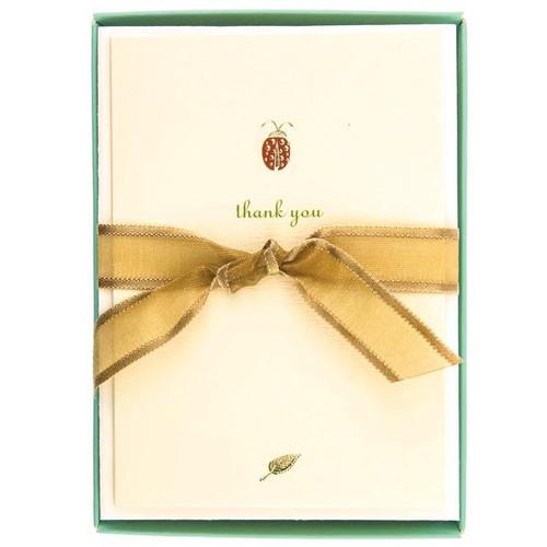 Boxed Cards- Ladybug, La Petite Presse by Graphique de France.