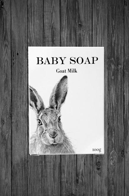 Cathy Hamilton - Baby Art Soap