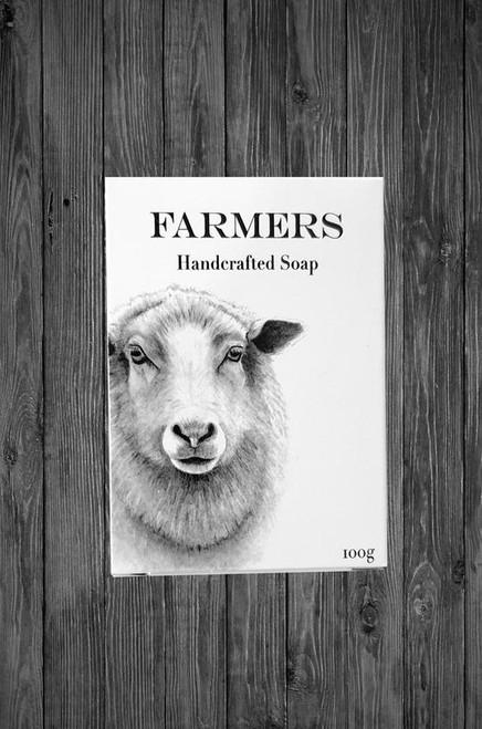 Cathy Hamilton - Farmers Art Soap