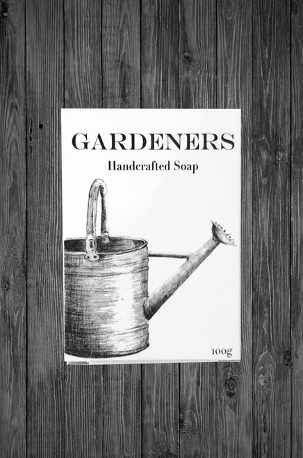 Cathy Hamilton - Gardeners Art Soap