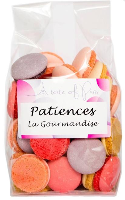 A Taste of Paris - Patiences Biscuits  'La Gourmandise'